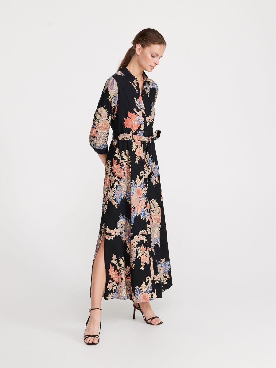 1db97d04 Długa sukienka, RESERVED, XT240-MLC