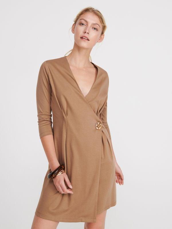 4961e809e2 Nakupujte online! Šaty – módne strihy iba v RESERVED
