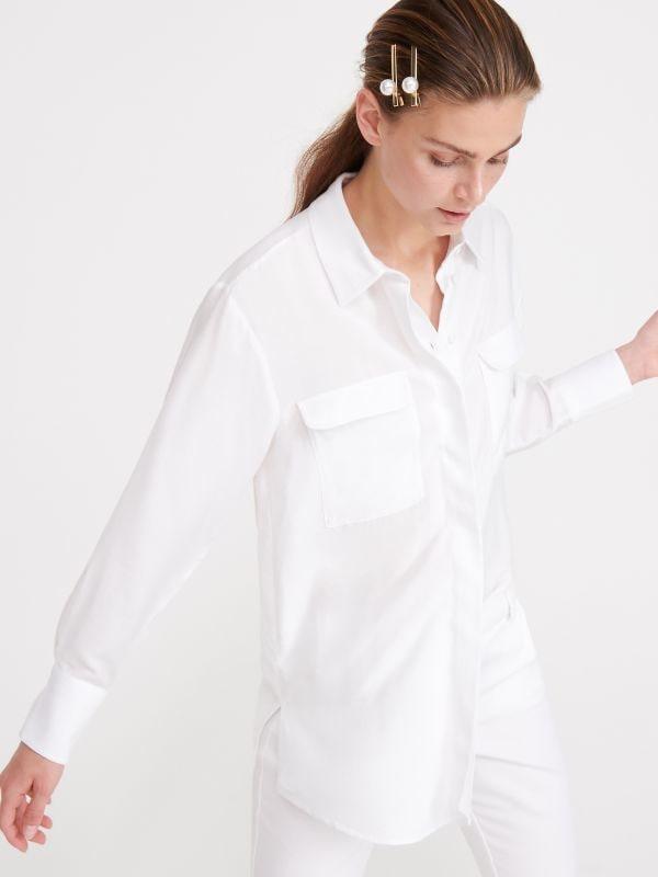 4d95b98f4 Nakupujte online! Dámské košile – RESERVED